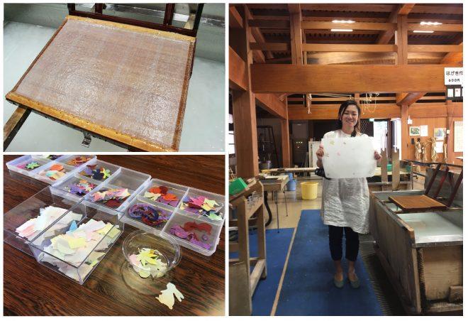 五箇山和紙の里での和紙作り 移住して和紙職人になった人も!