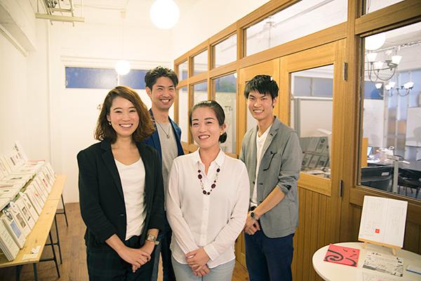 京都座談会の集合写真