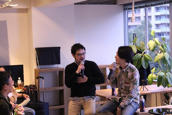 ジモコロとサイゾーの対談イベント