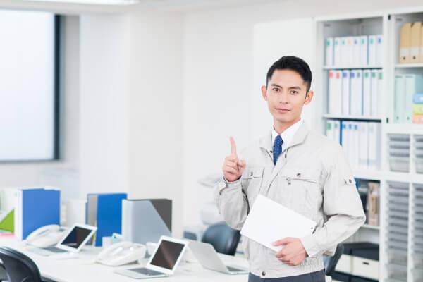 ネットワーク構築代行業者のイメージ画像