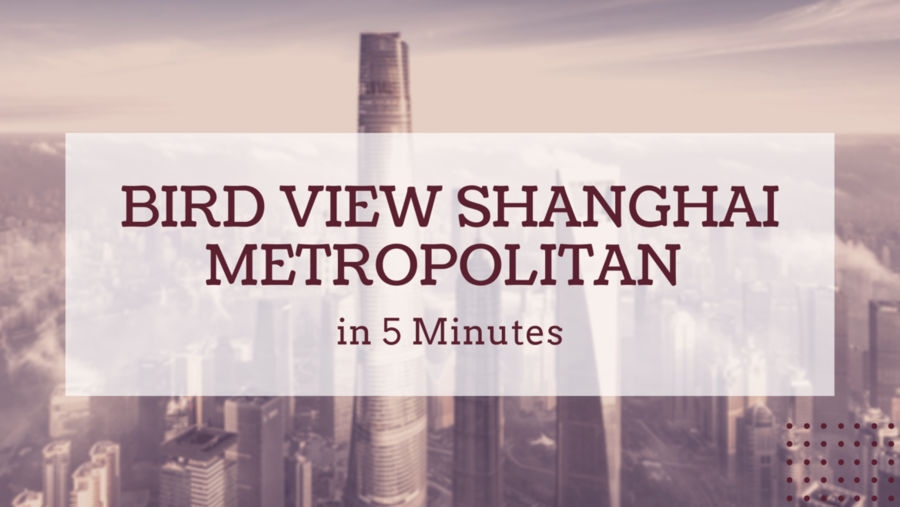 China travel - shanghai