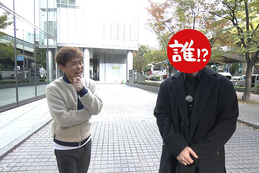 ねこ好きの人気俳優がごぶごぶに、浜田「お前よう来たな!」