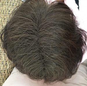 魔髮粉 使用後