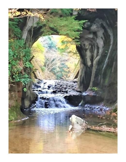 房総・濃溝の滝