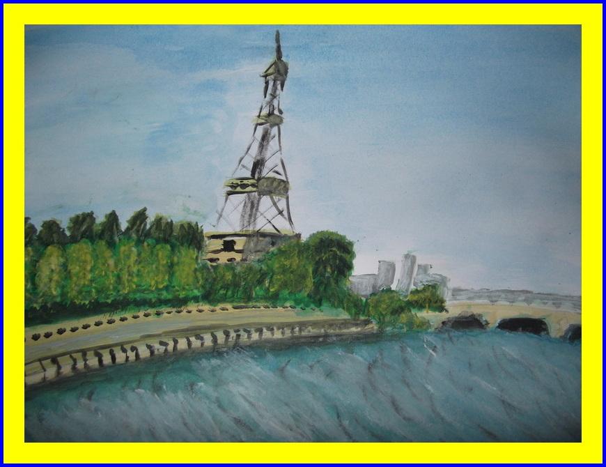セーヌ川 フランス