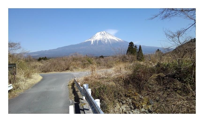 富士宮に来ました