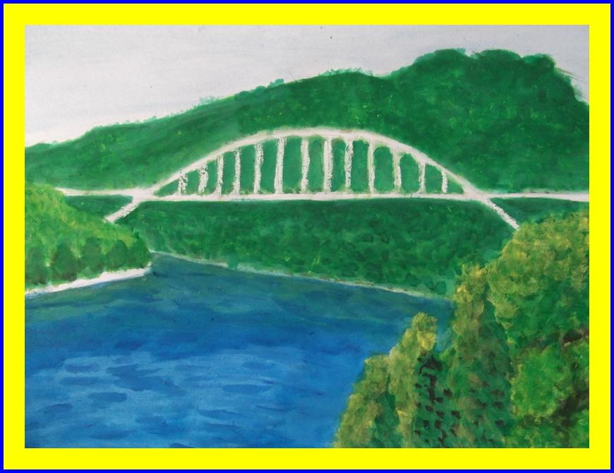 宮城県大島大橋