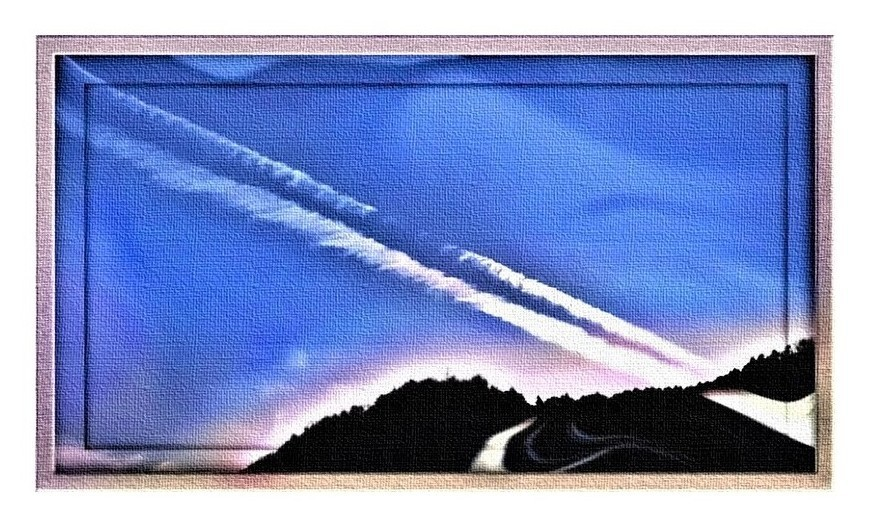 ● 里山モノレール!