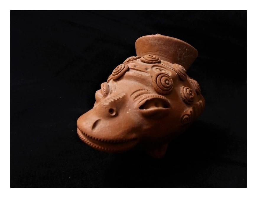 マヤの土器(パナマ)