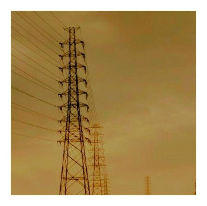 「鉄塔好きの鉄塔好きの為の鉄塔の夕景」