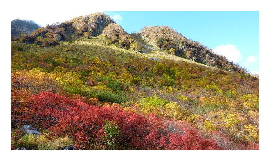 涸沢の秋 4