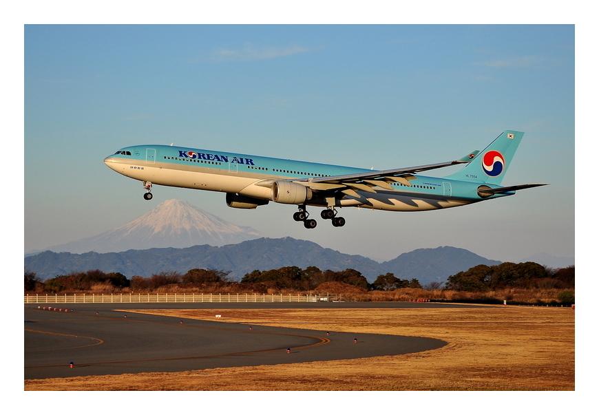 ハワイ旅行の 大韓チャーター便