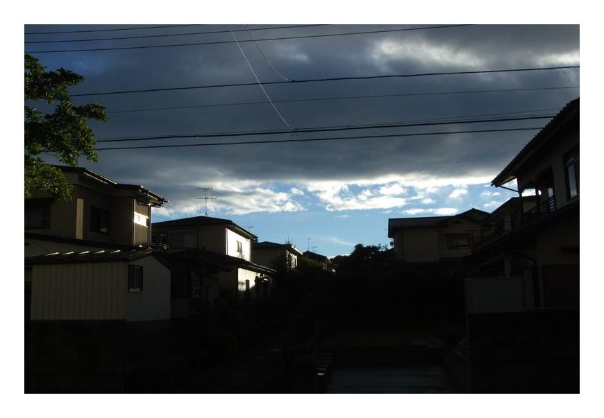 台風10号の外れ(^◇^)
