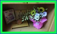 半年ぶりの花遊び