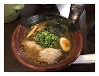魚介系味噌ラーメン(サッポロ駅ラーメン共和国)