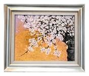 桜(日本画)