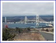 4月・白鳥大橋