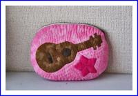 ギターのポーチ