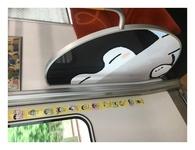 電車もマスク