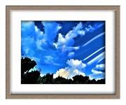 ● 天空のなごり雲!/ 7選…�C