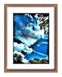 ● 天空のなごり雲!/ 7選…�F