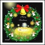 メリークリスマス(PC絵画)