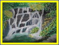 白糸の滝福岡県