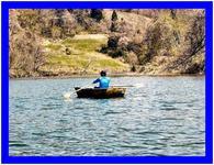 初夏の陽気で釣る
