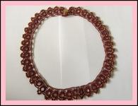 オヤ(トルコ伝統工芸)のネックレス